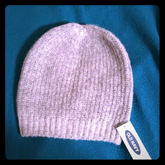 Old Navy Accessories - Light grey old navy hat